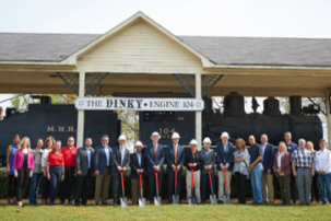 Groundbreaking in Conyers, GA